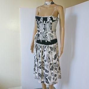 NWT Laundry By Shelli Segal Choker Dress Size 10